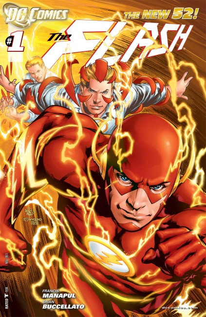 The Flash Gets A Rebirth OnTelevision!