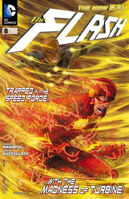 Comic Book Review: The Flash #8